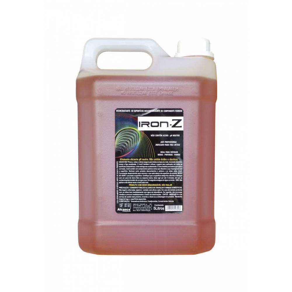 Alcance Iron Z Descontaminante de superfícies 5L