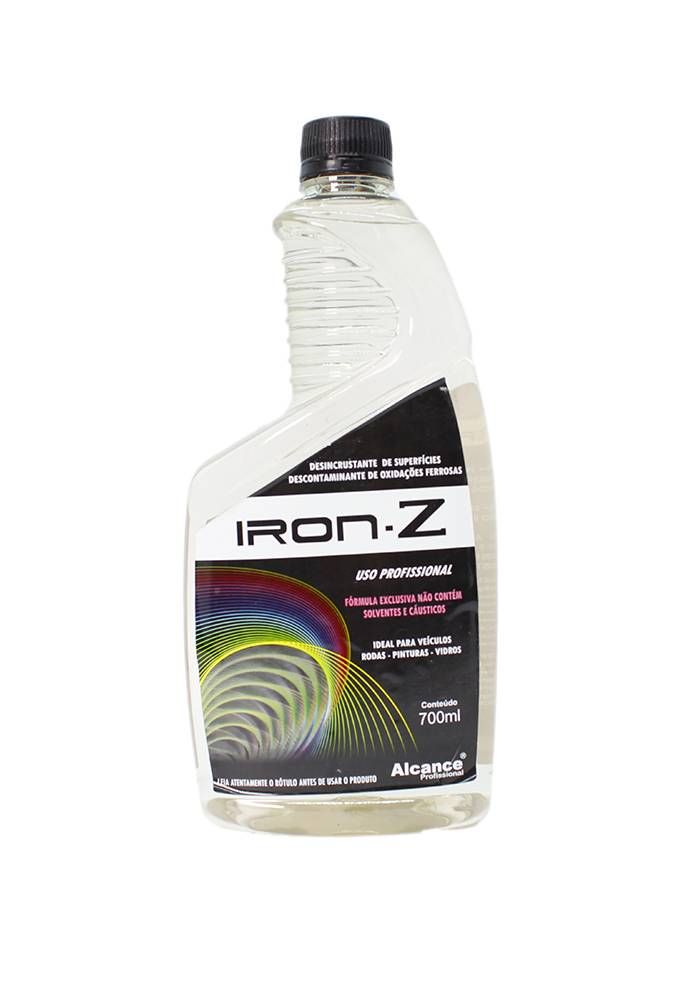 Alcance Iron Z Descontaminante de superfícies 700ML