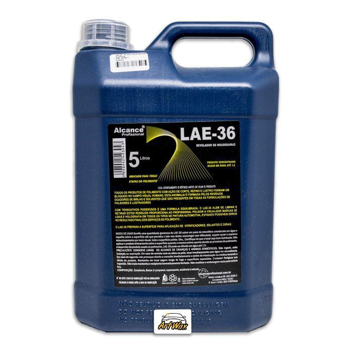 Alcance LAE-36 Anti-mascaramento 5L