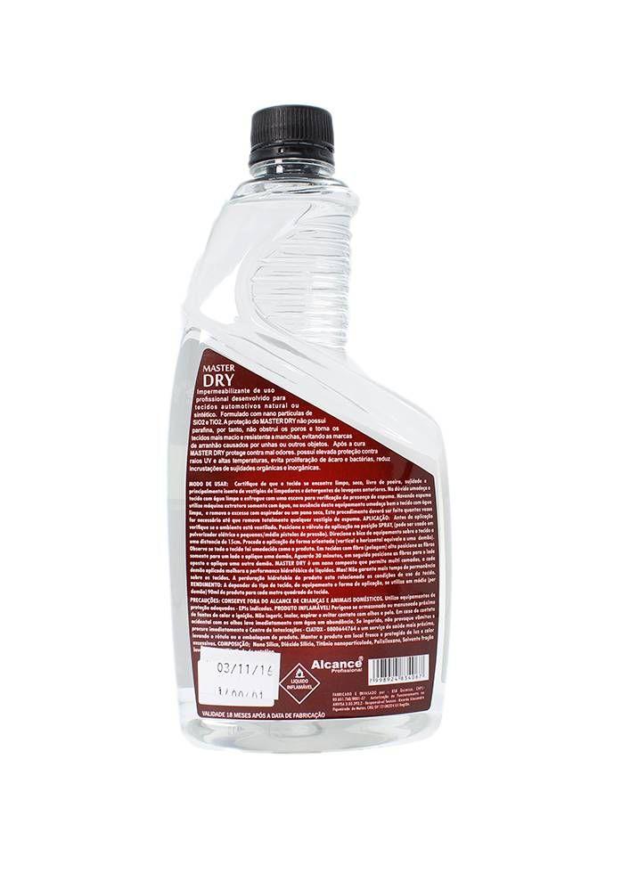 Alcance Master Dry Impermeabilizante de Tecido 700ml