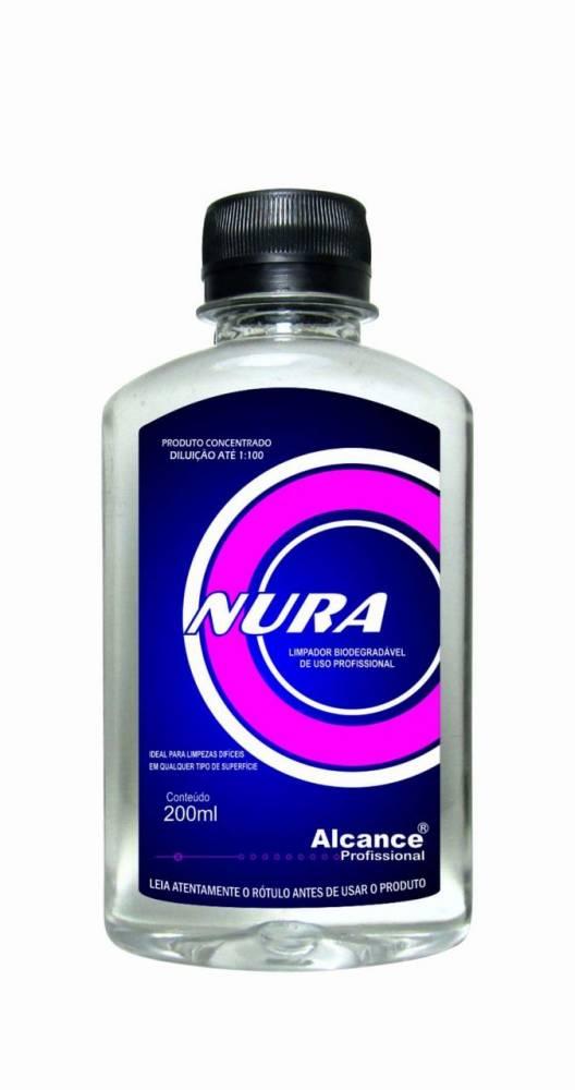 Alcance Nura Limpador Biodegradável 200 ml