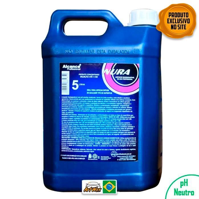 Alcance Nura Limpador Biodegradável 5 Litros