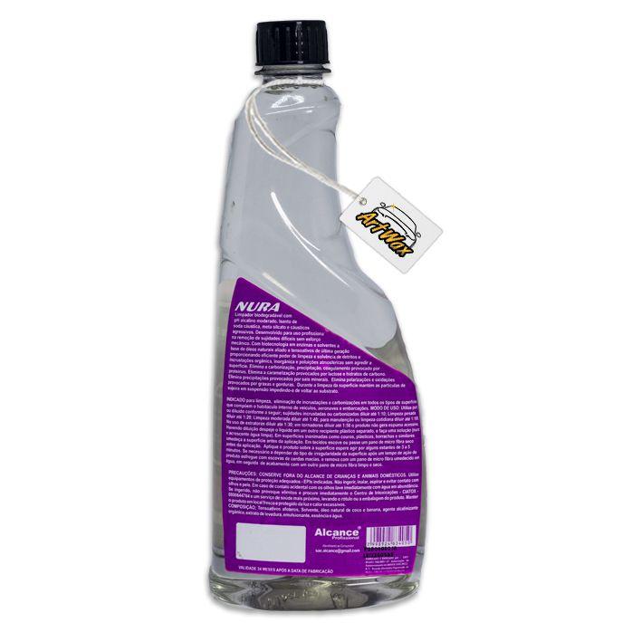 Alcance Nura Limpador Biodegradável 700 ml
