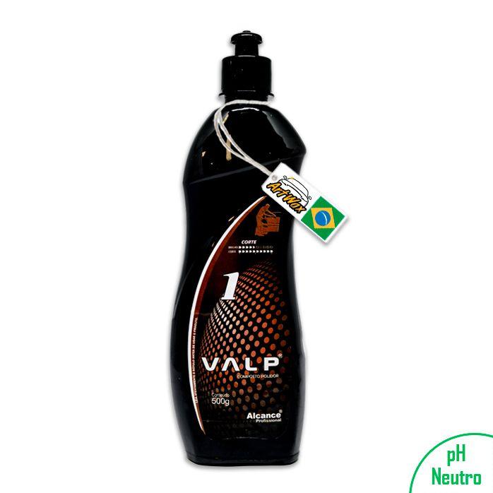 Alcance Valp-1 Composto Polidor Corte 500ml