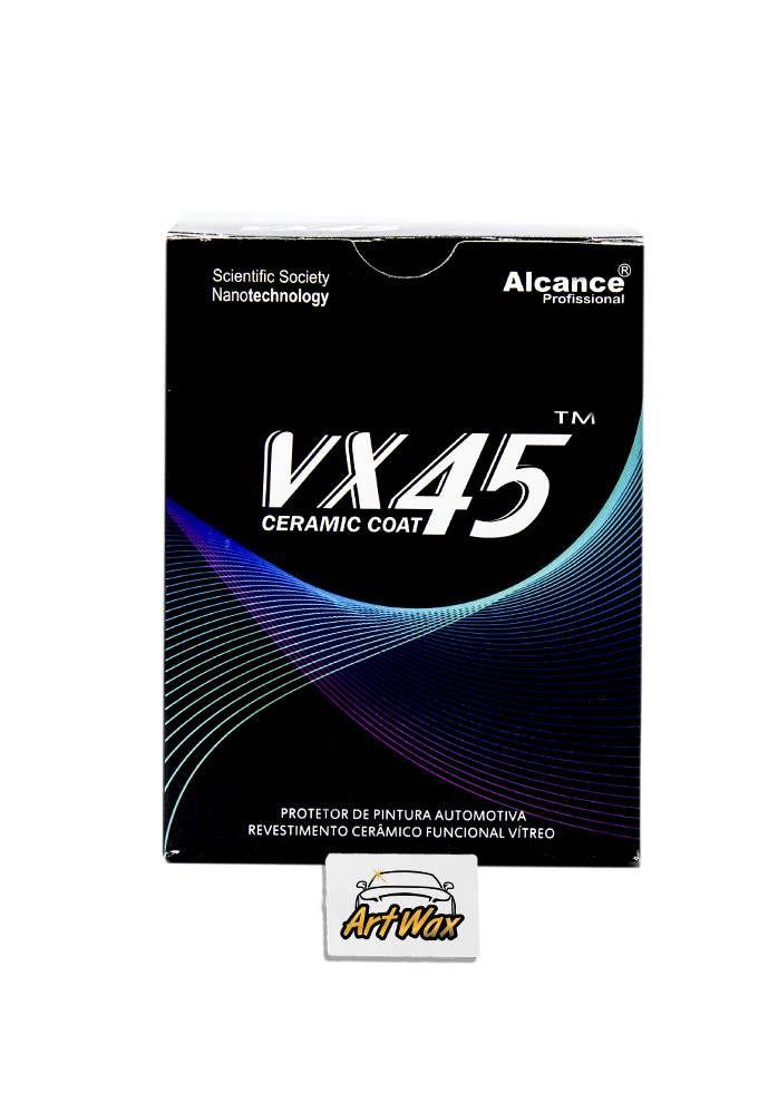 Alcance VX45 Vitrificador de pintura 60 ml