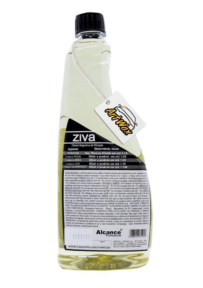 Alcance Ziva Limpador Multi-funcional 700ml