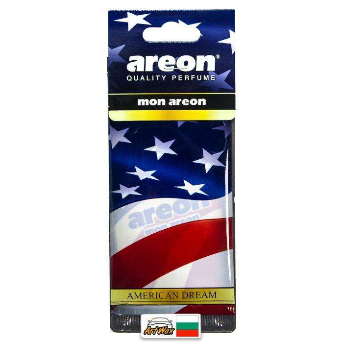Areon Aromatizante Seco American Dream