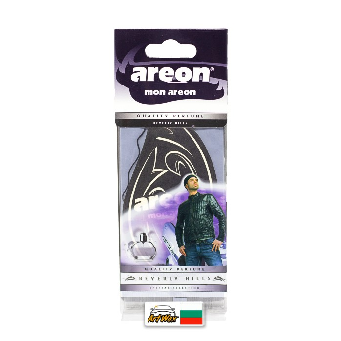 Areon Aromatizante Seco Beverly Hills Special Selection