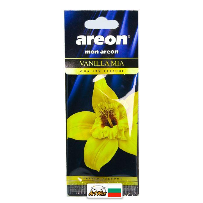 Areon Aromatizante Seco Vanilla Mia - Baunilha