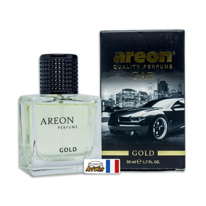 Areon Car Perfume Gold 50ml