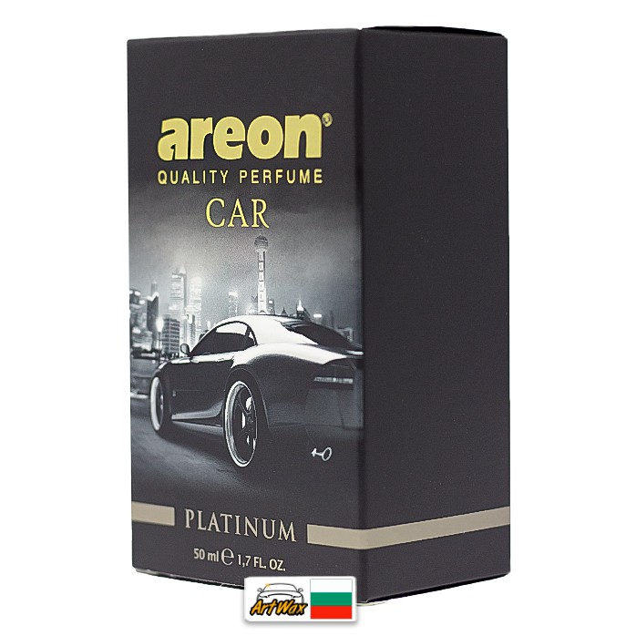 Areon Car Perfume Platinum 50ml