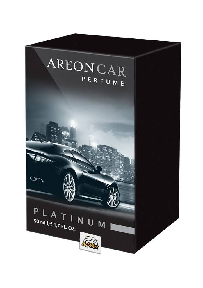 Areon Car Perfume Silver 50ml