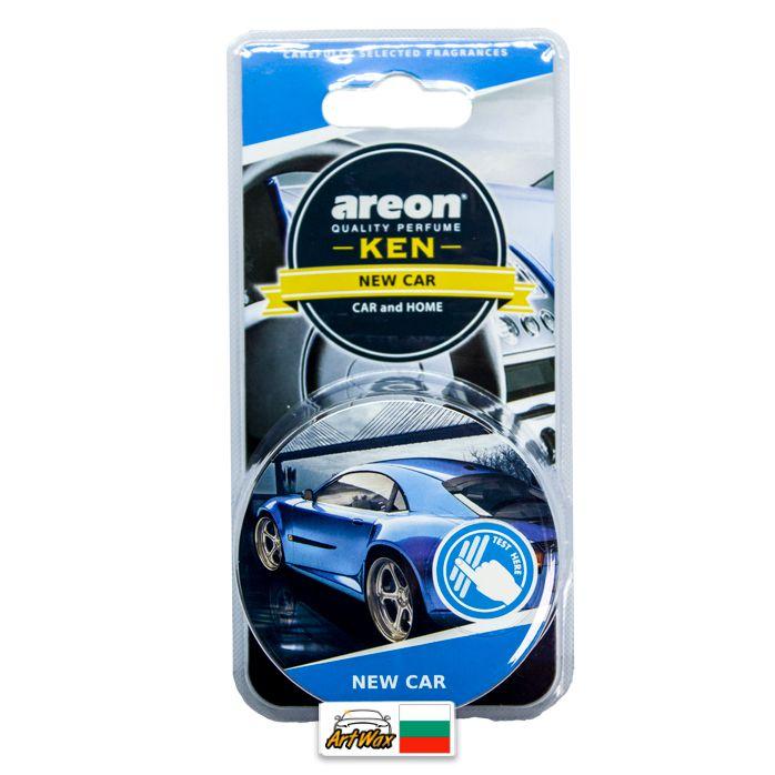 Areon Ken - New Car 35g