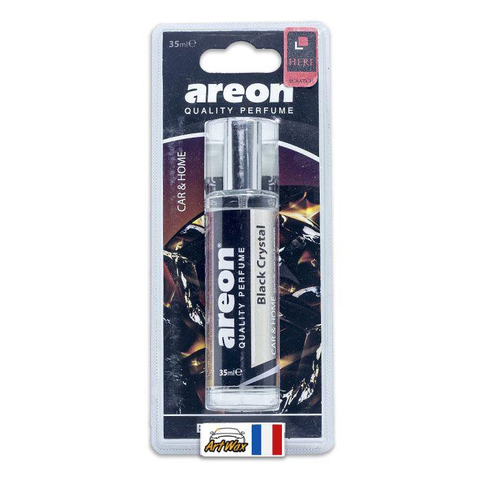 Areon Odorizador Spray Black Crystal 35ml