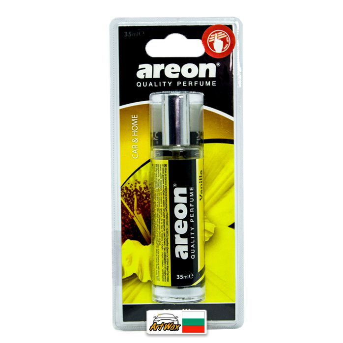 Areon Odorizador Spray Vanilla 35ml