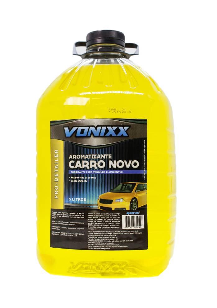 Aromatizante Vonixx Carro novo 5L