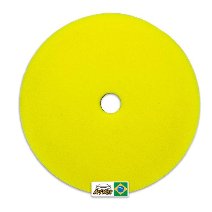 Autoamerica Boina de Espuma Amarela Refino 6,5
