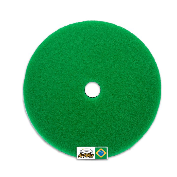 Autoamerica Boina de Espuma Verde - Corte 6.5