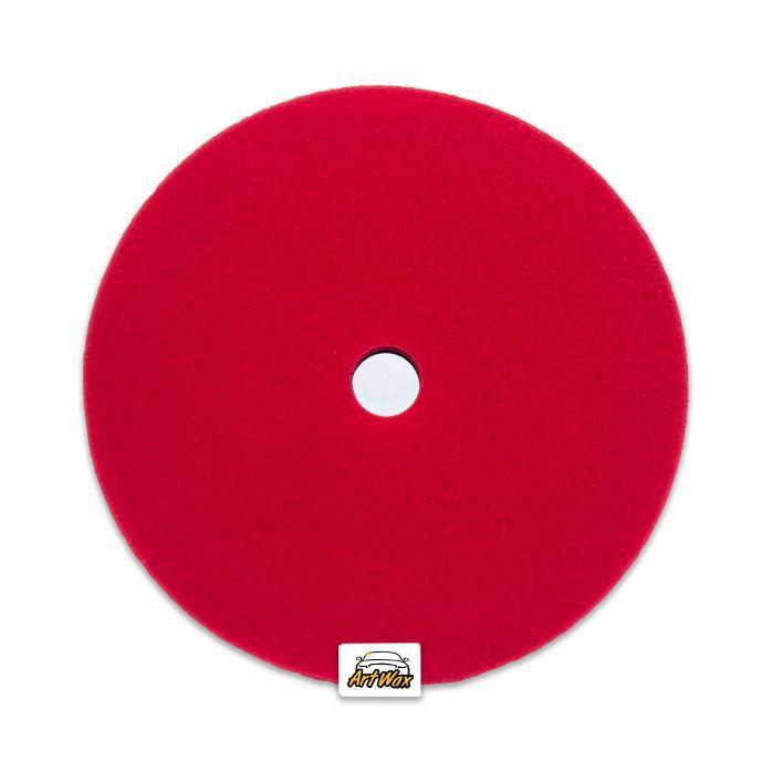 Autoamerica Boina de Espuma Vermelha - Lustro 6.5