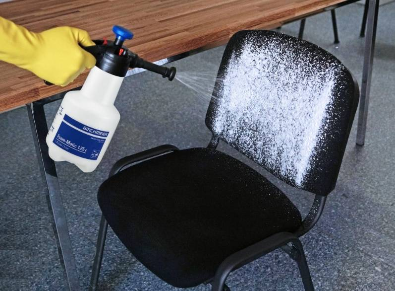 Birchmeier Mc Proper Foam Matic 5P 1,25 L - Alcalino