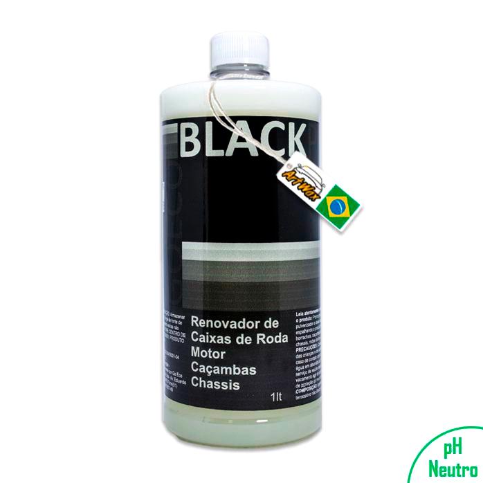BlackPro 1L Restaurador de Caixa de Rodas e Motor Go Eco Wash