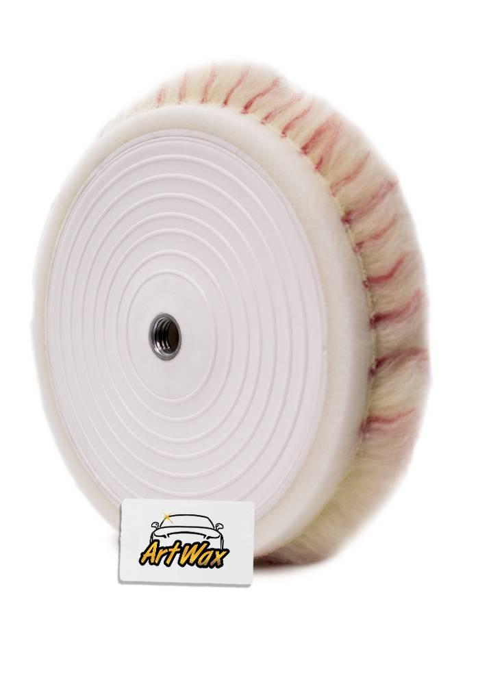 Boina de Lã 8´´  Polifácil Pele Ninja Corte Pesado 321024 Lincoln