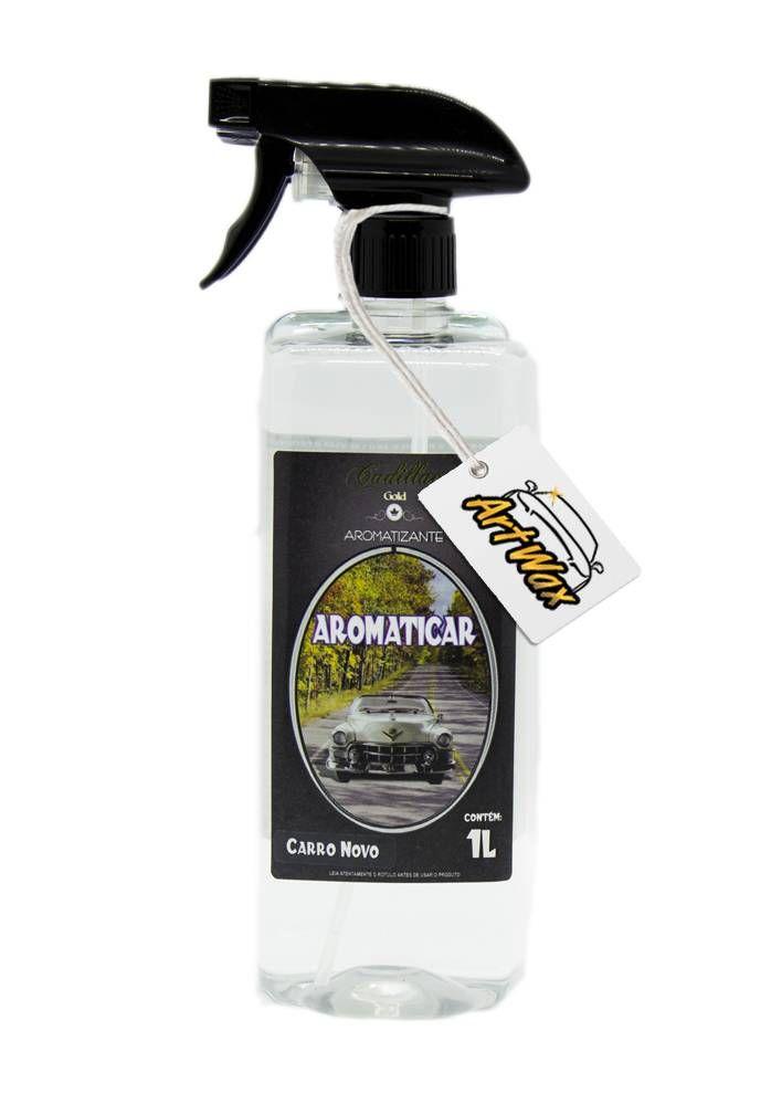 Cadillac Aromaticar odorizador Carro Novo - 1L