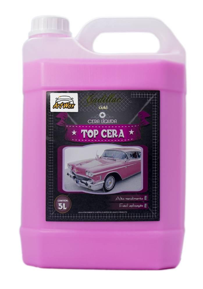 Cadillac cera Liquida Top Cera 5L