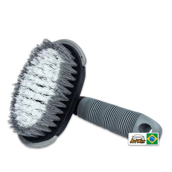 Cadillac - Escova para Limpeza de Pneus (1un)