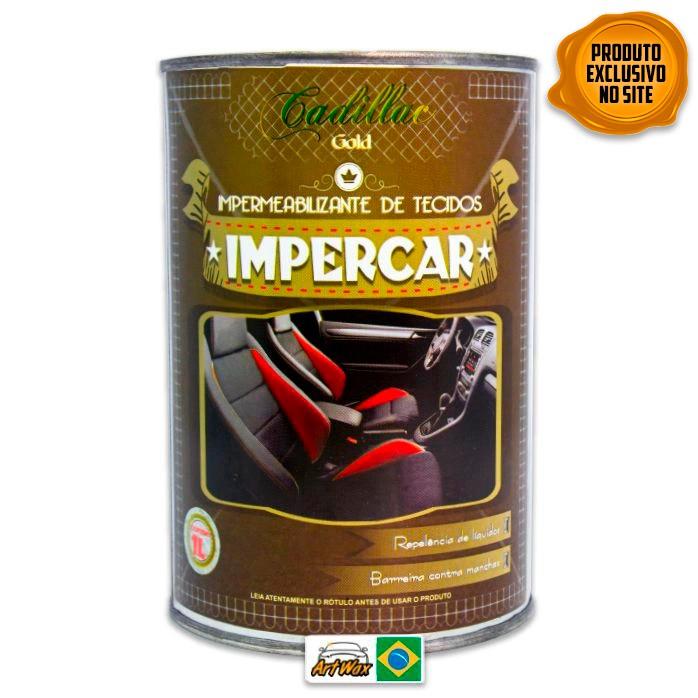 Cadillac Impercar Impermeabilizante de tecidos - 1L