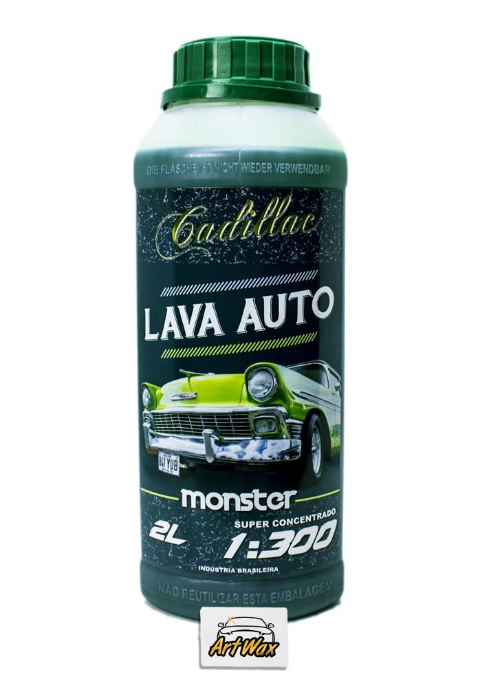 Cadillac Lava Autos Monster 2L  1:300L