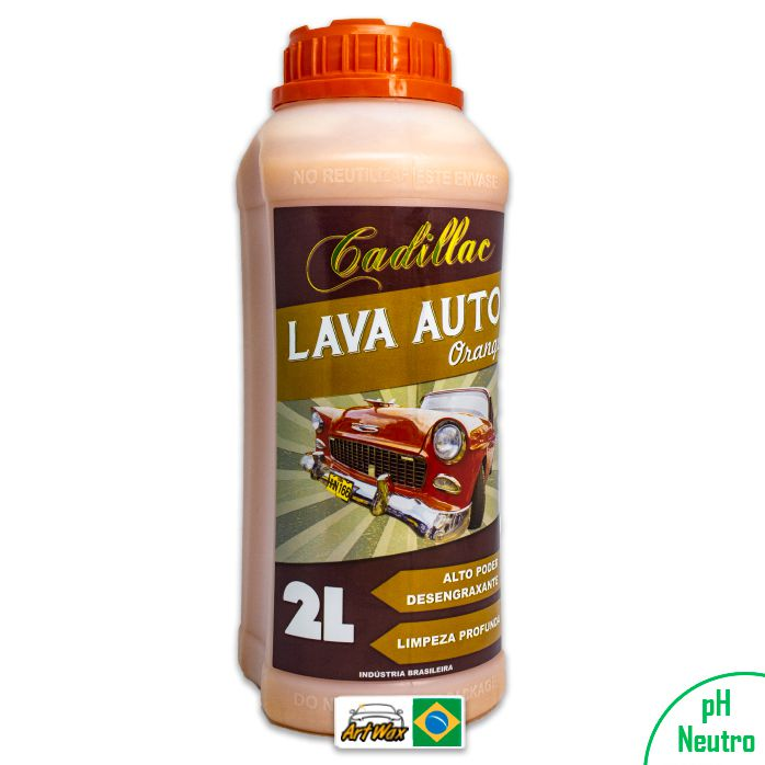 Cadillac Lava Autos Orange 2L