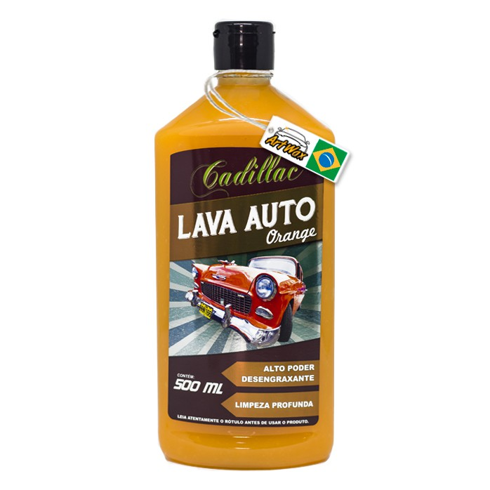 Cadillac Lava Autos Orange 500ml