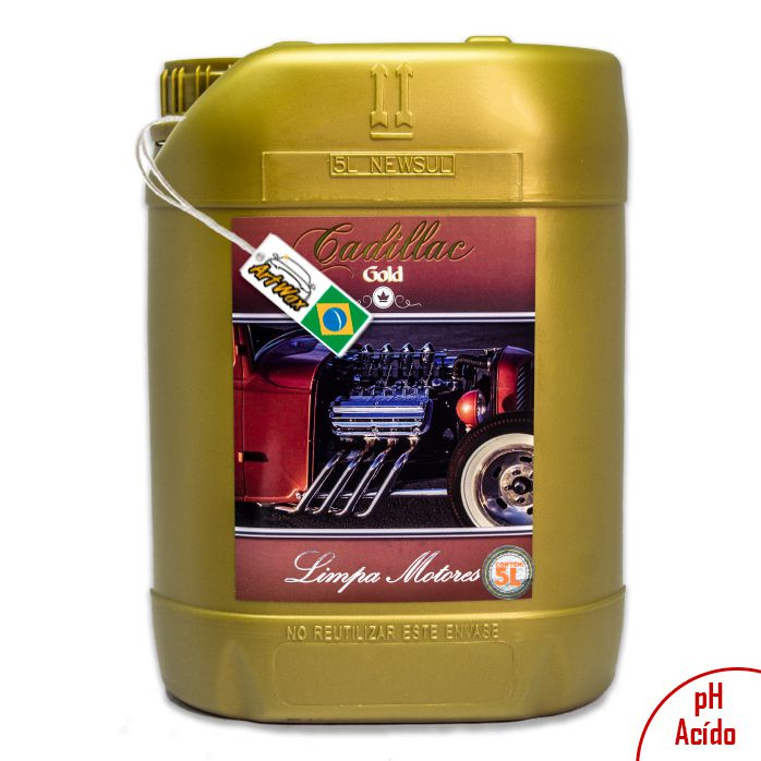 Cadillac Limpa Motores 5L