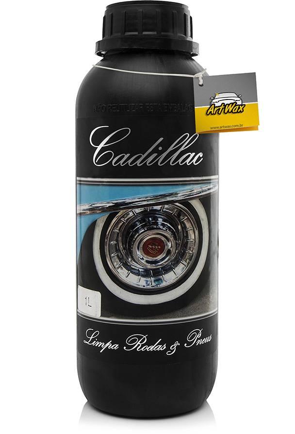 Cadillac Limpa Rodas e Pneus - 1L