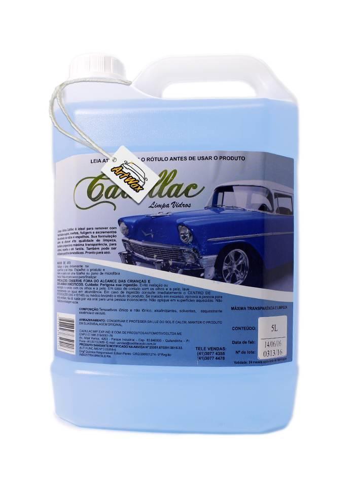 Cadillac Limpa Vidros 5 L