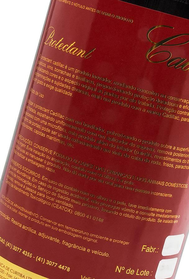 Cadillac Protectant Vinyl & Rubber 1L