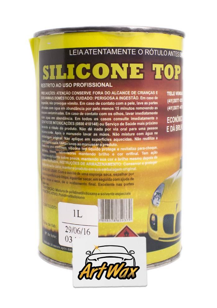 Cadillac Silicone Top - 1L