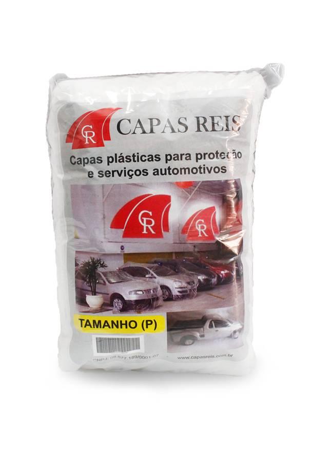 Capa Automotiva Transparente Tamanho P - Capa Reis (1un)