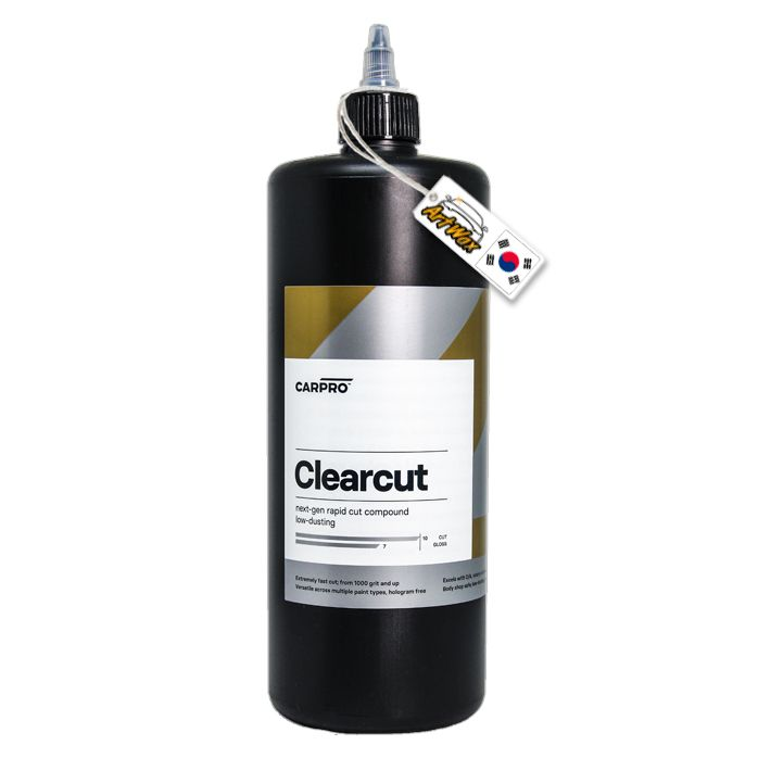 Carpro Clear Cut 1kg - Composto de Corte Rápido