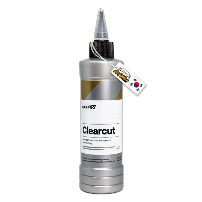 Carpro Clear Cut 250g - Composto de Corte Rápido