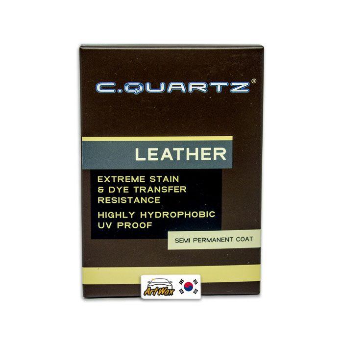 Carpro CQuartz Leather e Vinyl 50ml - Proteção Extrema Couro e Vinil