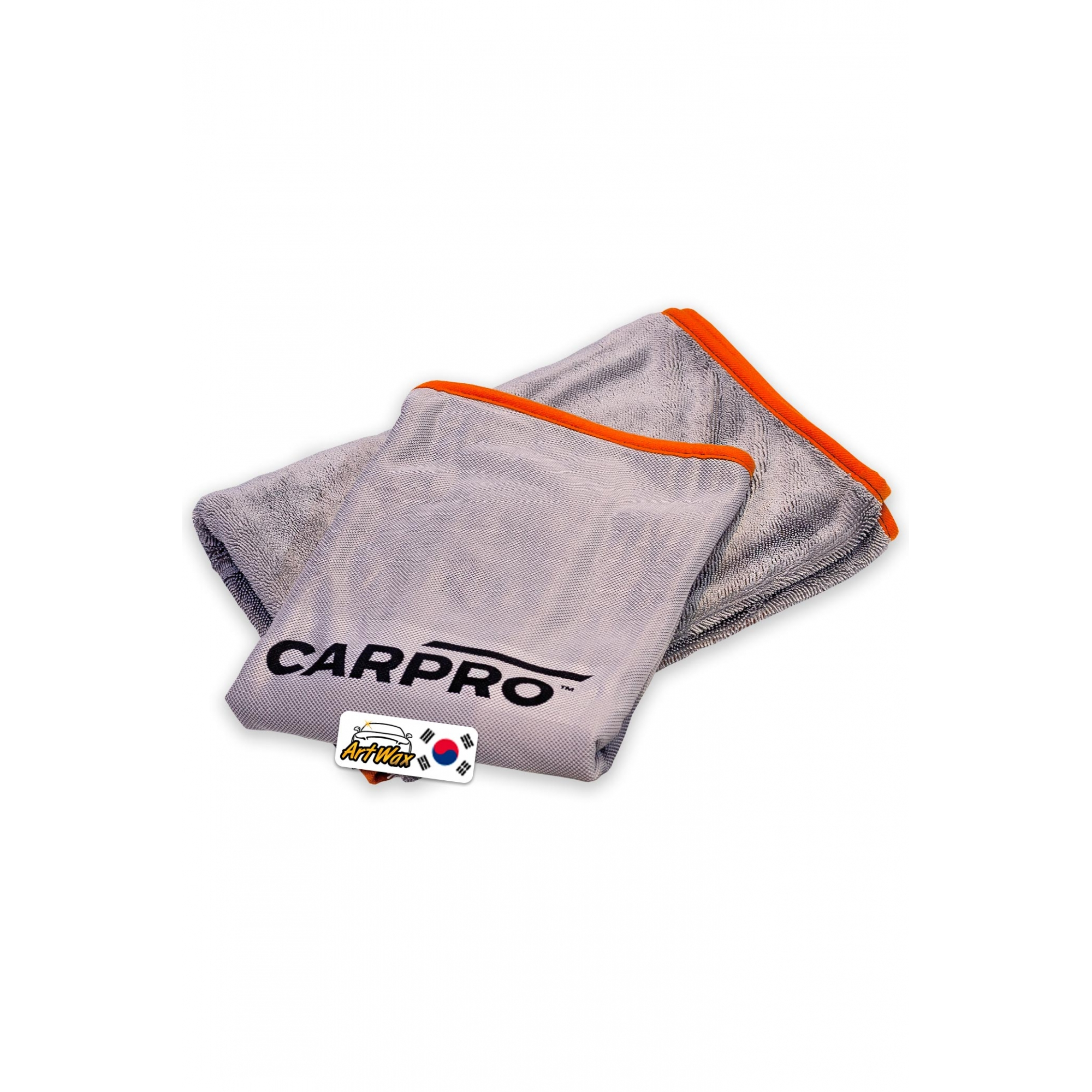 Carpro Dhydrate Toalha de Secagem Cinza 50x55cm 540gsm - 1un