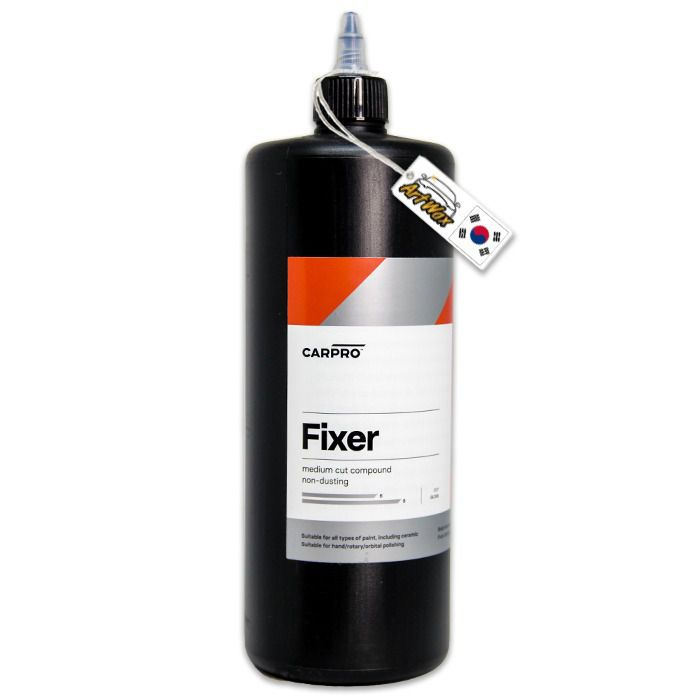 Carpro Fixer 1Step 1kg - Composto Polidor Corte