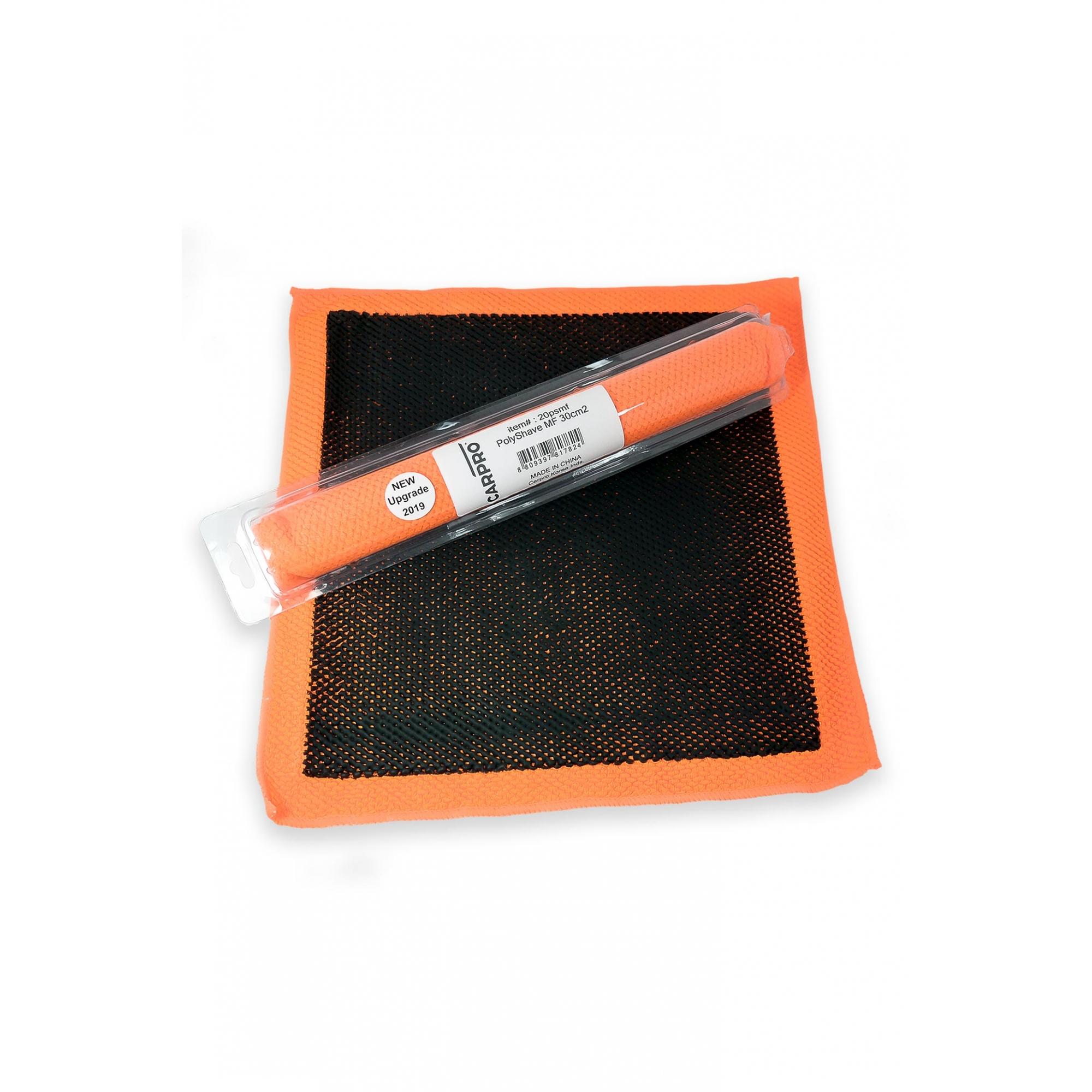 Carpro Polyshave Towel 30x30cm - Toalha Claybar Para Descontaminação de Pintura