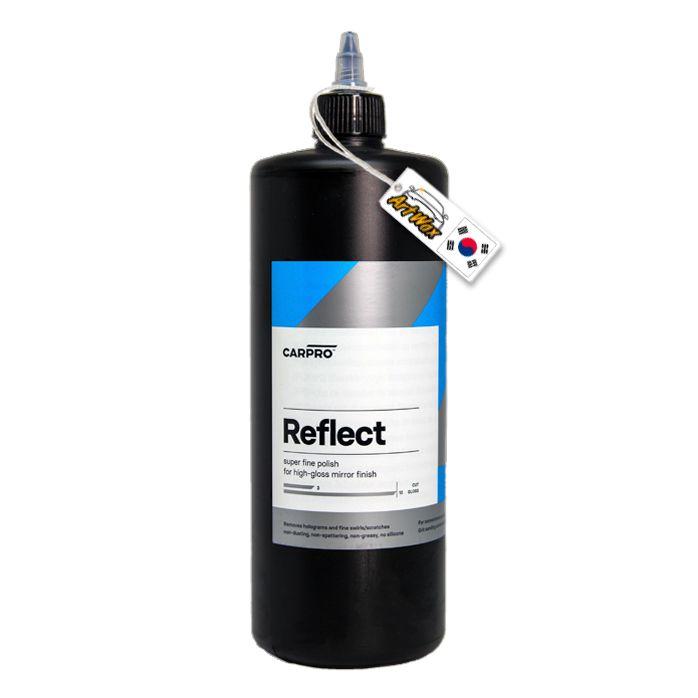 Carpro Reflect Super Fine 1kg - Composto polidor Refino/Lustro