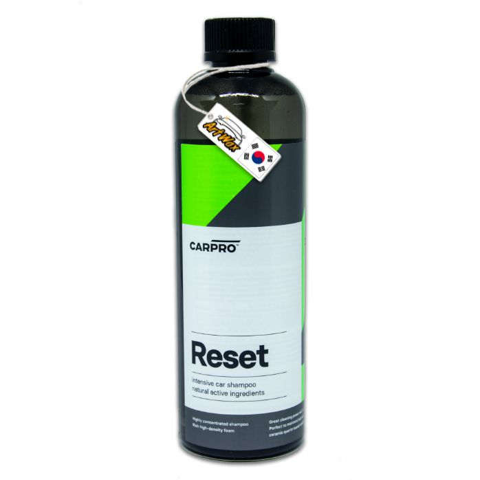 Carpro Reset Car 500ml - Shampoo pH Neutro