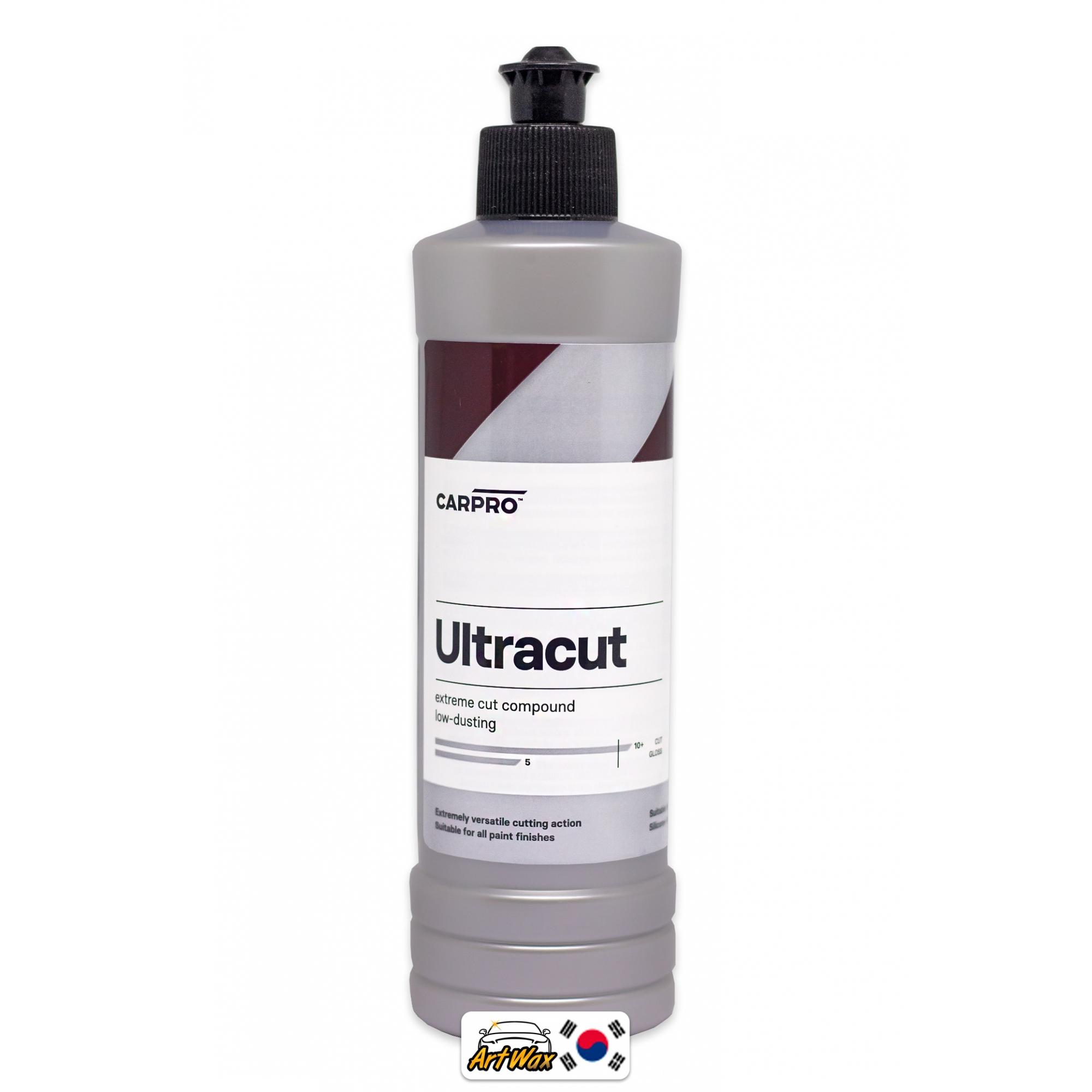 Carpro Ultracut 250ml - Composto Corte Agressivo