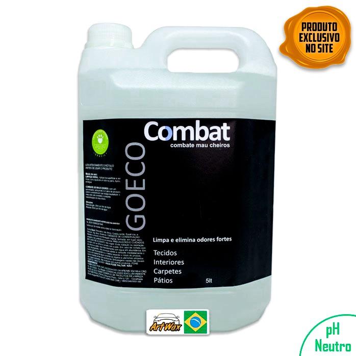 Combat 5L - Eliminador de Odores Go Eco Wash