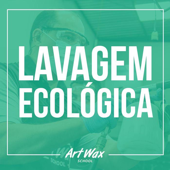 Curso de Lavagem Ecológica Automotivo